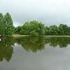 Lovely still pond