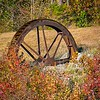 "The ""Devil with Get You"" Waterwheel"