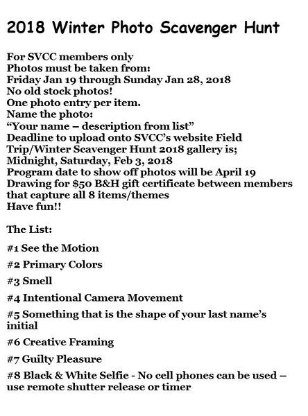 the list jpeg