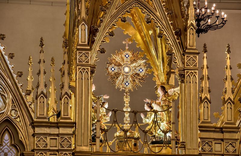 Shrine of the Blessed Sacrament