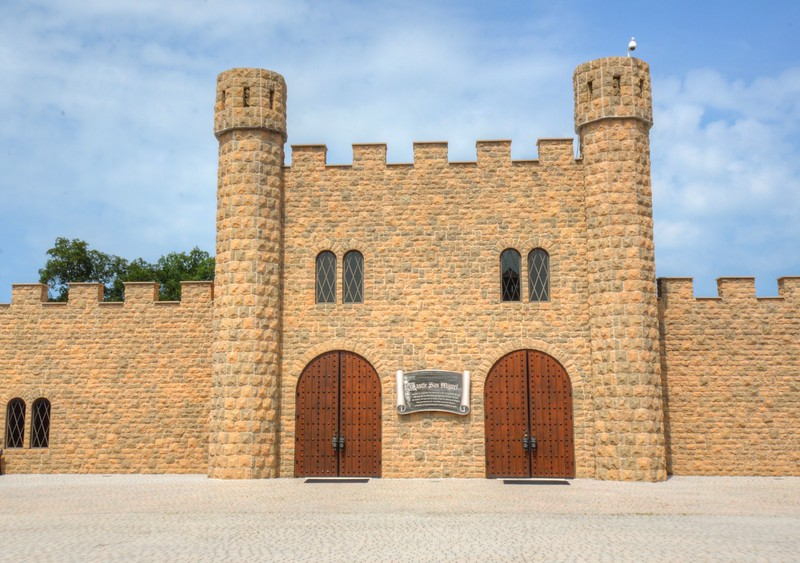 Castle San Miguel