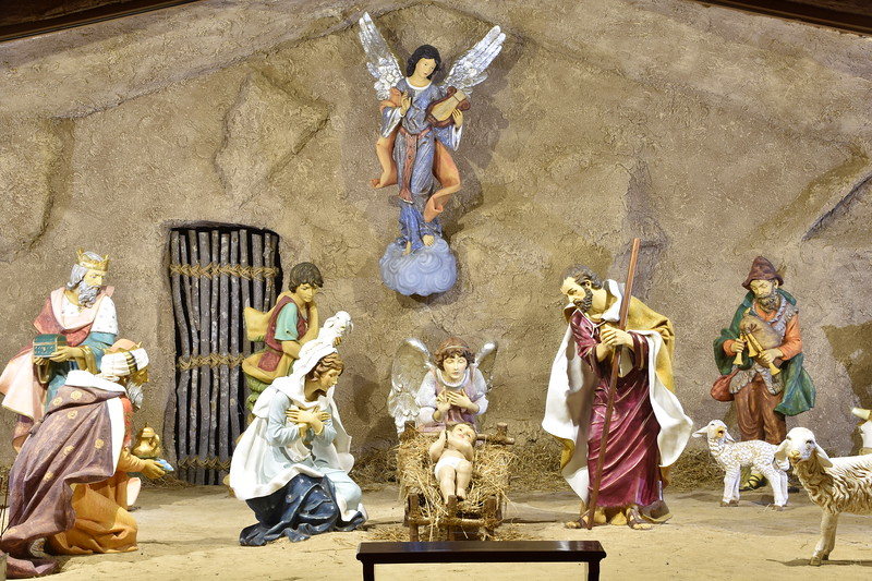 Creche - Nativity Scene