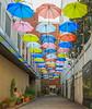 Umbrella Alley - Bob Quarles