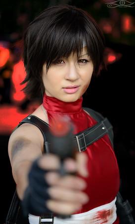 Ada Wong (Resident Evil) - thelaravee