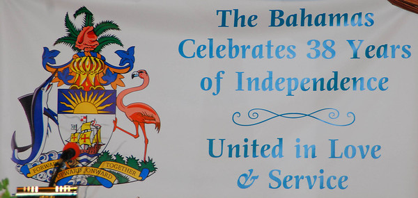 Bahamian Independence Day 2011