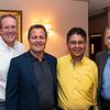 Don Hickey, Brian Wright, Bob & John De Pinto