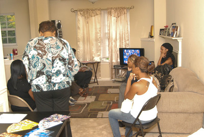 Courtney Bailey's Upgrading Lifestyles  Event September 12th, 2012