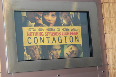 "Exclusive Atlanta Preview of ""Contagion"" at Atlantic Station  on Thursday, September 8, 2011"