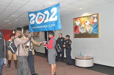 HBCU Obama Student Summit at CAU on 02/21/2012