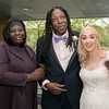Janice with her brother Jabreel & Lisa