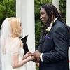 Lisa giving Jabreel his wedding ring