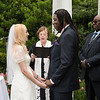 Minister Ann pronounces them to be husband & wife!