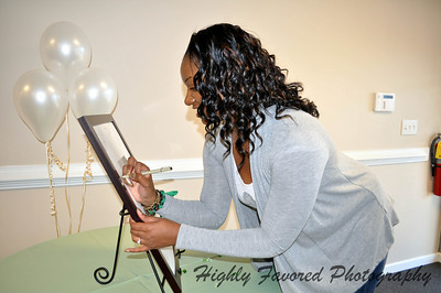 Talesha's Baby Shower