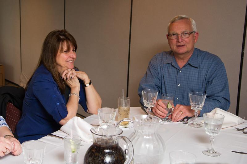 Barbara & Tim