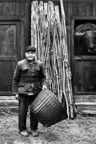 Elderly Farmer