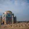 Bibi Jawindi mausoleum, Uch Sharif