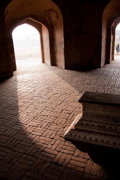 Jehangir's tomb, Lahore