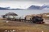 Cargo Train Spitsbergen. John Chapman.