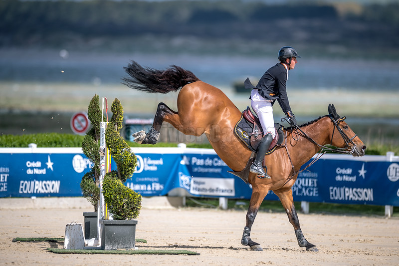 Jumping International 3*** et 1* du Touquet Paris Plage J3 © 2019 Olivier Caenen, tous droits reserves