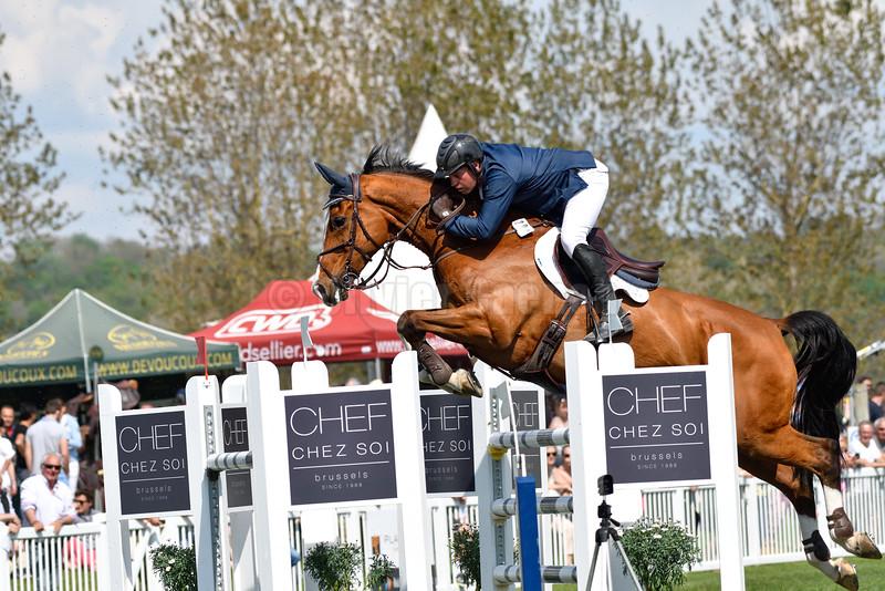 Jumping international du Touquet Pas de Calais 5-8 Mai 2016