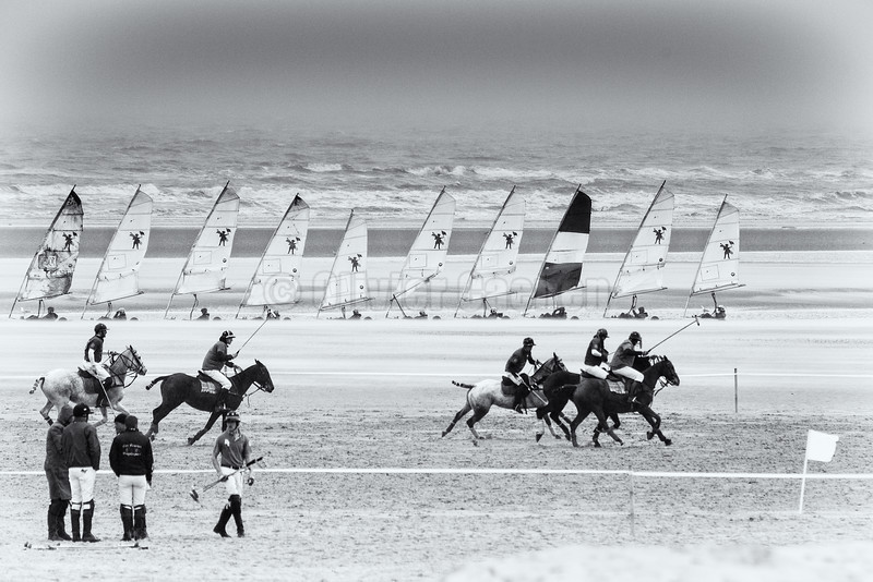 Scapa Beach Polo Le Touquet 2015