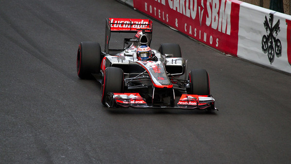 Jenson Button (UK)