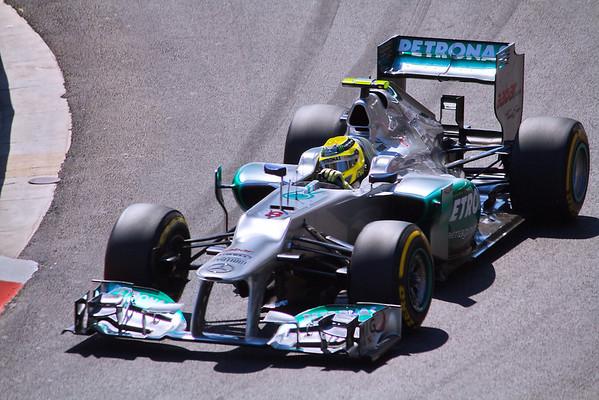 Nico Rosberg (Germany)