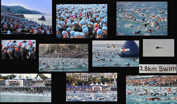 3.8 Km Swim...