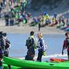 Touquet Raid 2015 Canoe en Baie de Canche