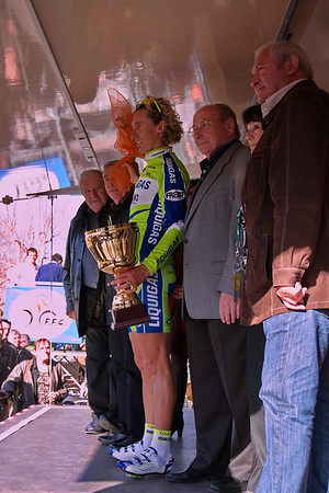 Franco Pellizotti - Vainqueur (Meilleur grimpeur du Tour de France 2009)