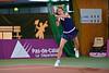 1/4 de Finale Open de Tennis feminin 2013 CORNET ALIZE N°1  / PONCHET JESSICA -15 6/3 6/1