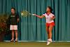 1/4 de Finale Open de Tennis feminin 2013 FEUERSTEIN CLAIRE N°6/RAMIALISON IRINA N° 15  6/4 6/2