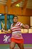 1/8eme de Finale Open de Tennis feminin 2013 RAMIALISON IRINA N°15 / FONTAINE MARINE -2/6 6/3 6/1