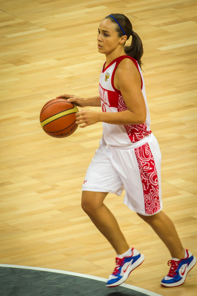 Russian Womens Basketball
