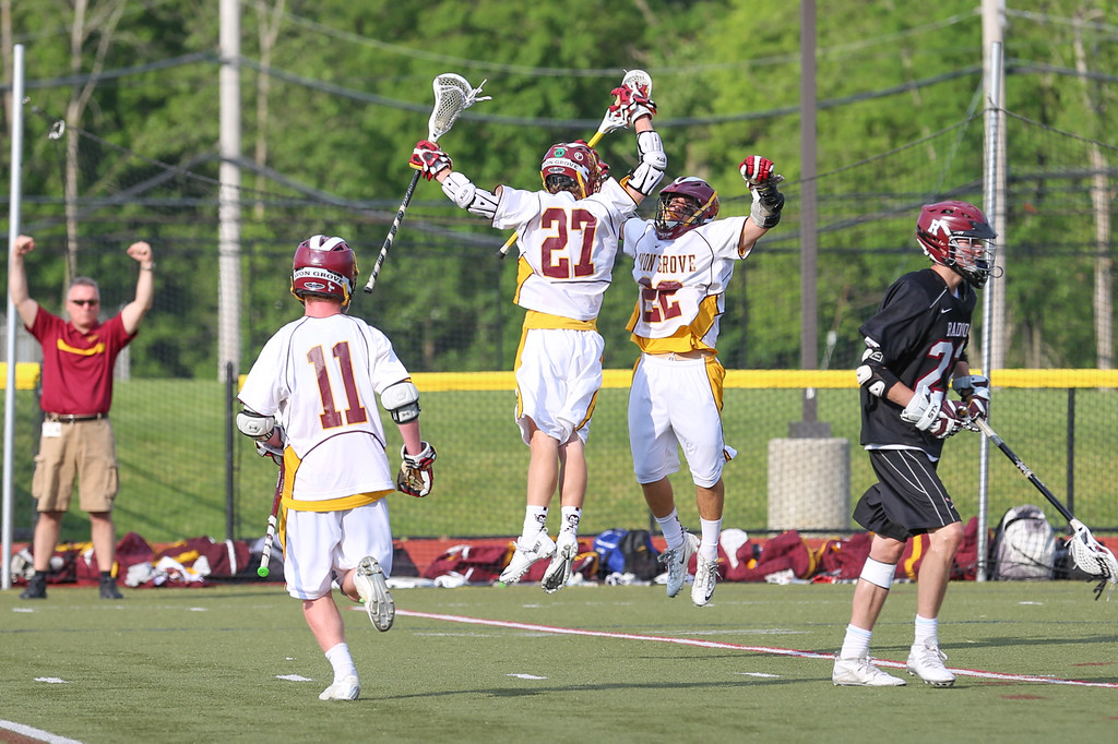 Avon Grove tops Radnor in state semi-finals!!