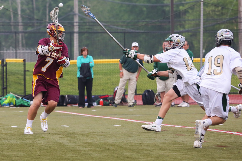 Avon Grove Lacrosse vs Bishop Shanahan