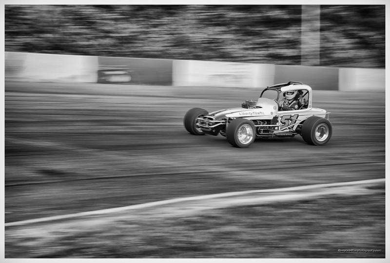 Car 51 on the Oval