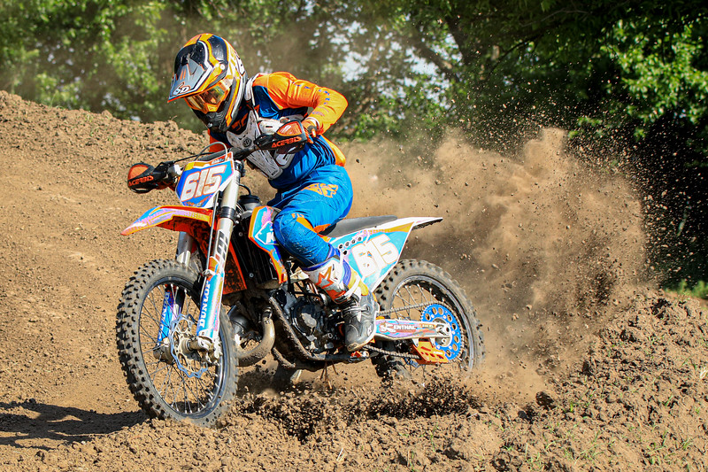 Inman MX - Individual Rider Galleries