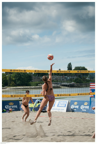 Volleyball Championships at Kit's Beach