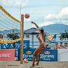 Women's Volleyball in the Summer