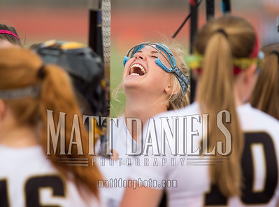 Arapahoe girls lacrosse hosts Grandview on April 8, 2016 at Littleton Public Stadium in Littleton, Colorado