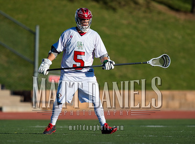 Smoky Hill boys lacrosse hosts Eaglecrest on April 13, 2016 at the Stutler Bowl in Greenwood Village, Colorado