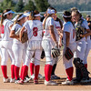 Castle View hosts Rock Canyon in a conference game on September 28, 2015. The Castle View Sabercats won 6-5.