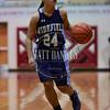 Elizabeth girls basketball hosts Widefield on January 12, 2017.