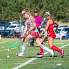 The Regis Jesuit varsity field hockey team hosts Denver East on Saturday, September 10, 2016