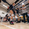 Columbine volleyball hosts Lakewood High School on October 13, 2016 at Columbine High School in Littleton, Colorado.