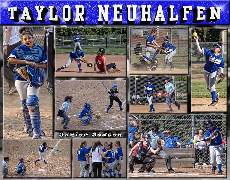 Taylor Neuhalfen 11 x 14 Collage