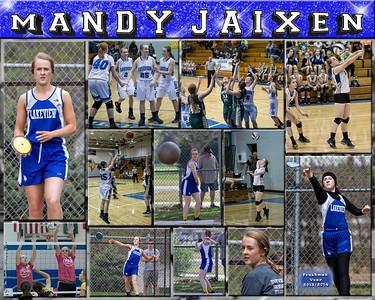 Mandy_Jaixen 2014 16 X 20 inch Sports Collage
