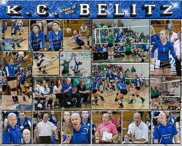 KC_Class of 2014_ 16 X 20 inch Sports Collage