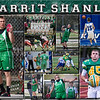 Garrit Shanle 11 x 14 Sports Collage